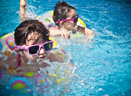 Swimming Pool Accidents + Injuries: Causes + Prevention