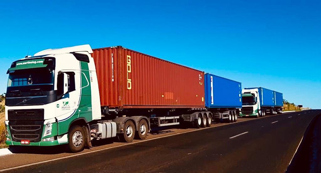 Transporte de carga