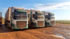 Caminhões - Transporte de Carga