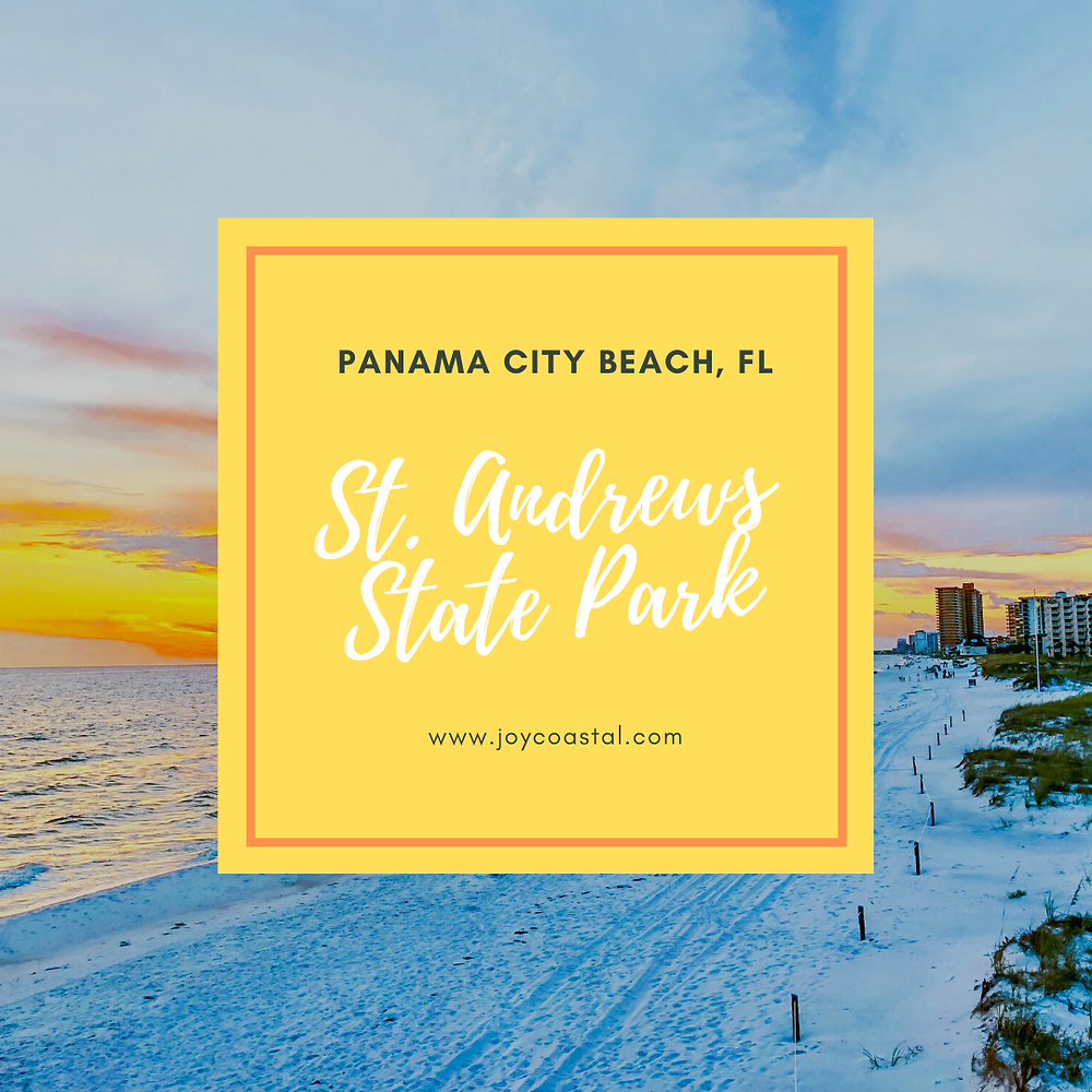Things to do in Panama City Beach, FL: St. Andrews State Park