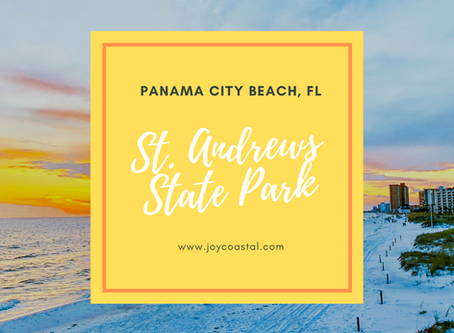 Things To Do: St. Andrews State Park