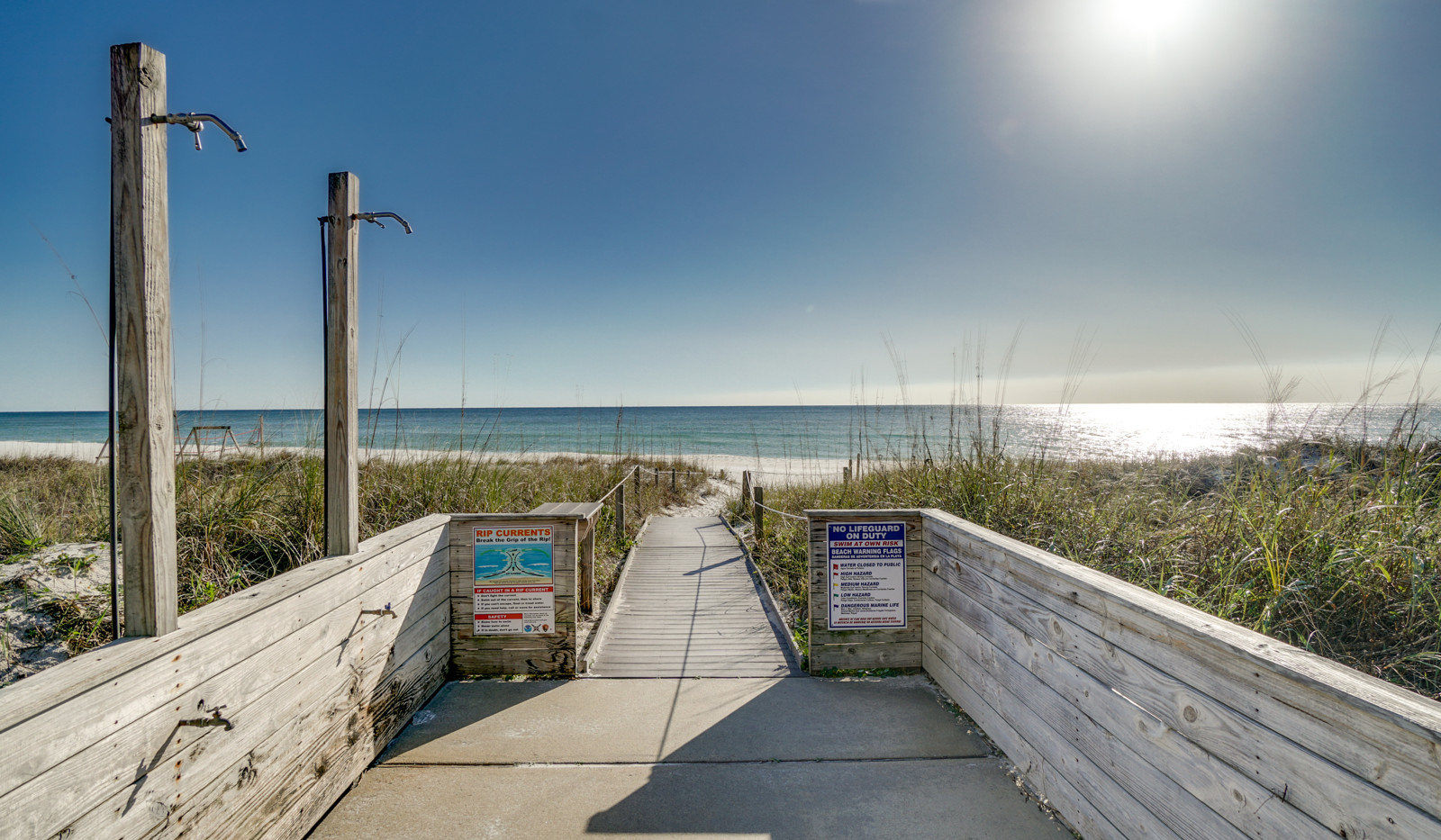 Dunes of Panama Beach Access
