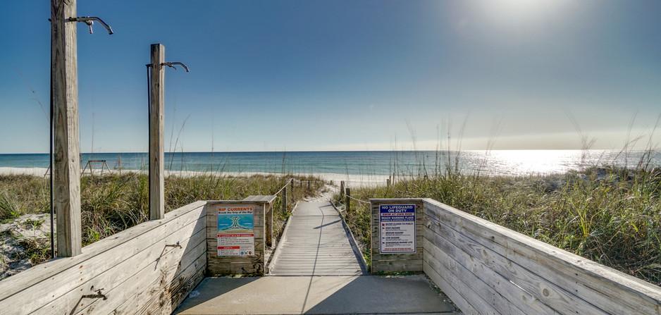 Dunes of Panama Beach Access