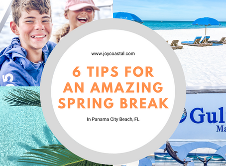 6 Tips for an Amazing Spring Break Trip