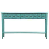 Osterberg+60%22+Solid+Wood+Console+Table