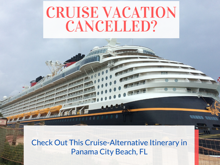 Cruise Vacation Cancelled?  We've Got an Alternative