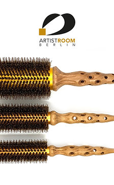 High Shine Bristle Brush