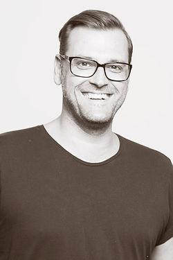 Sascha Haseloff, Gründer von Artist Room Berlin