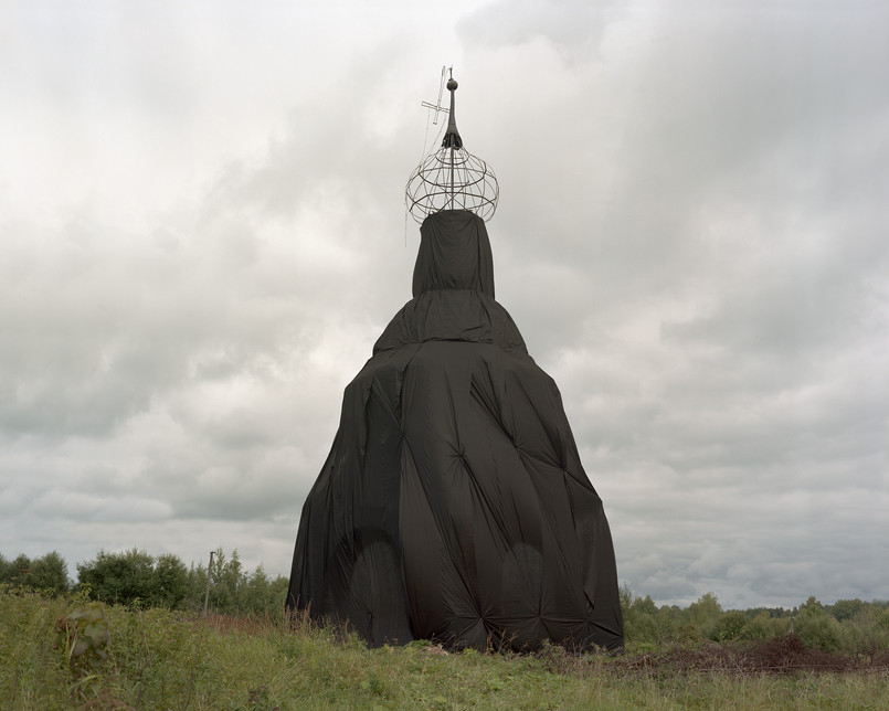 Photo #7 from the series «Monuments»