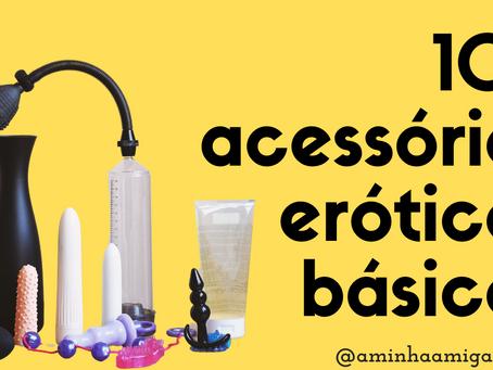 107 acessórios eróticos básicos