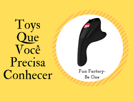 Fun Factory Be One - Vibrador de dedo