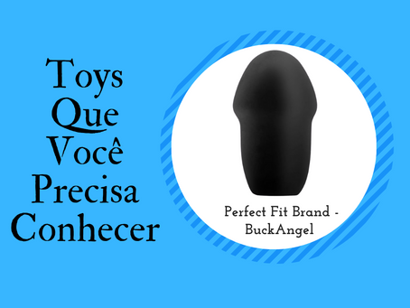 Perfect Fit Buck Angel - Masturbador para Homens Trans