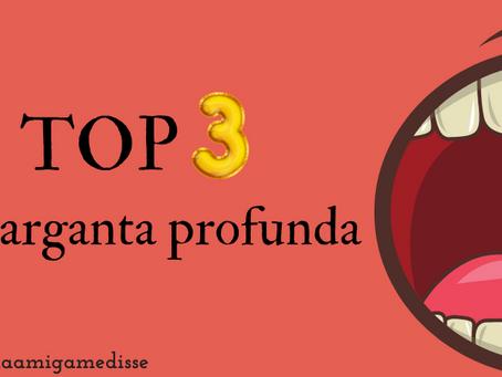 Top 3- Spray para Garganta Profunda