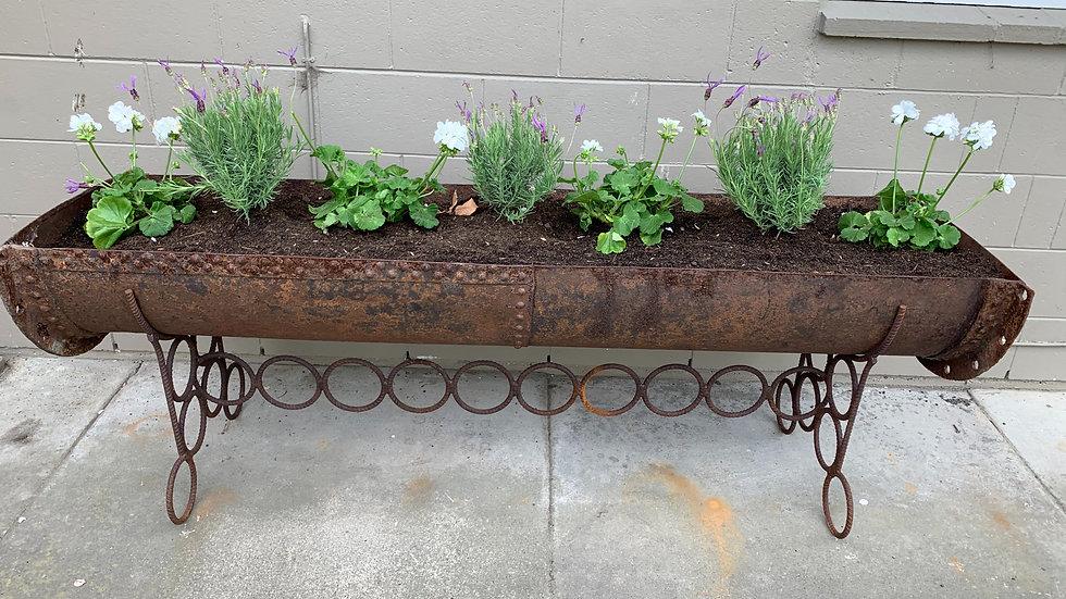 Gold rush era Raised Garden - plants not included