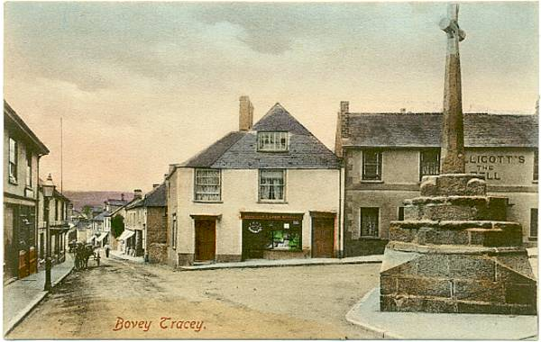boveytracey