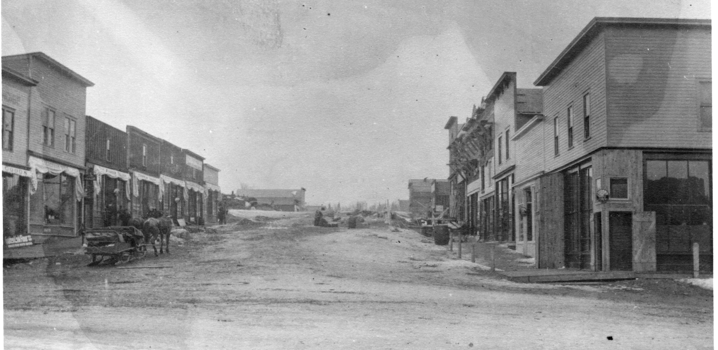 Main Street March 28, 1906