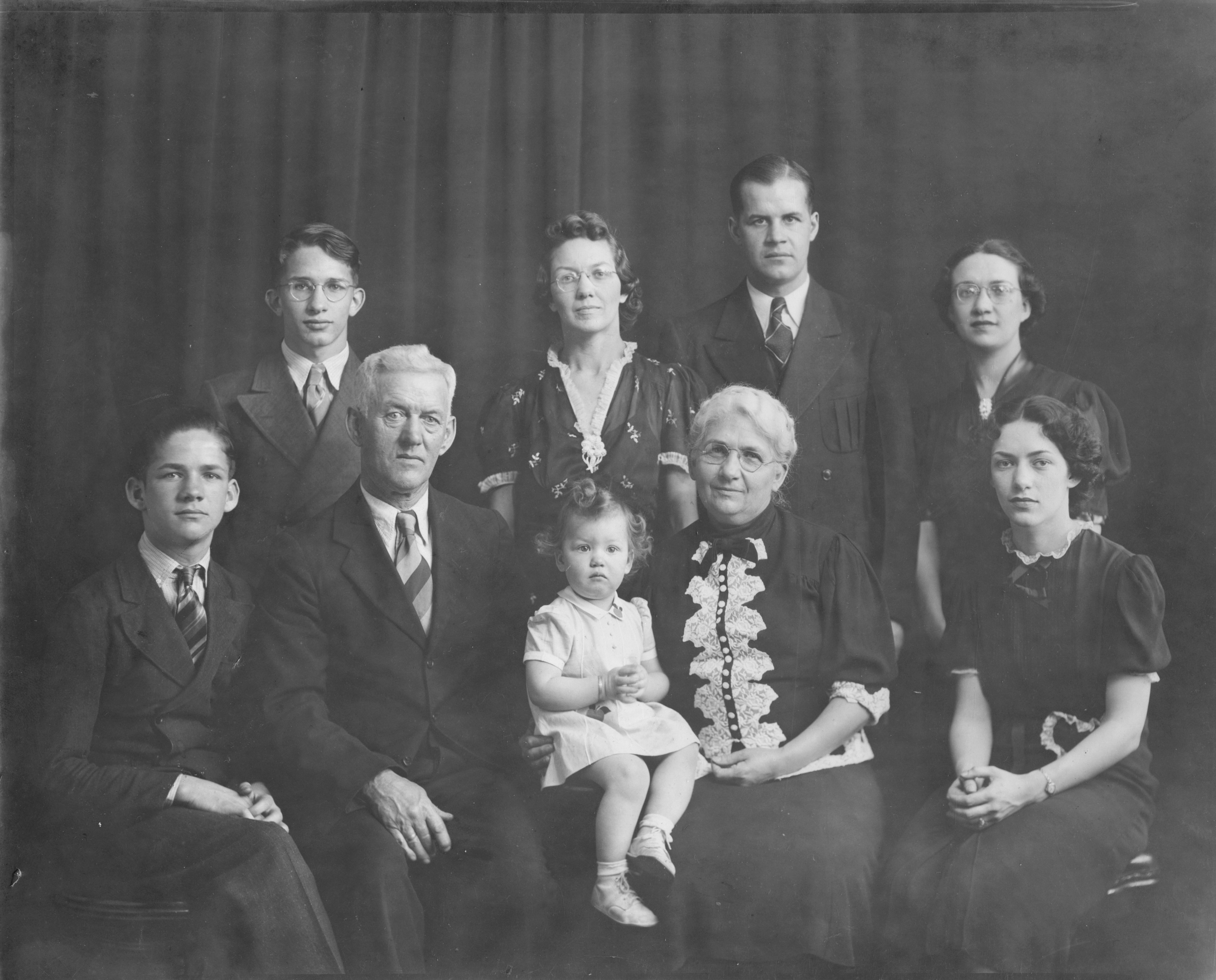 Nadeau Family