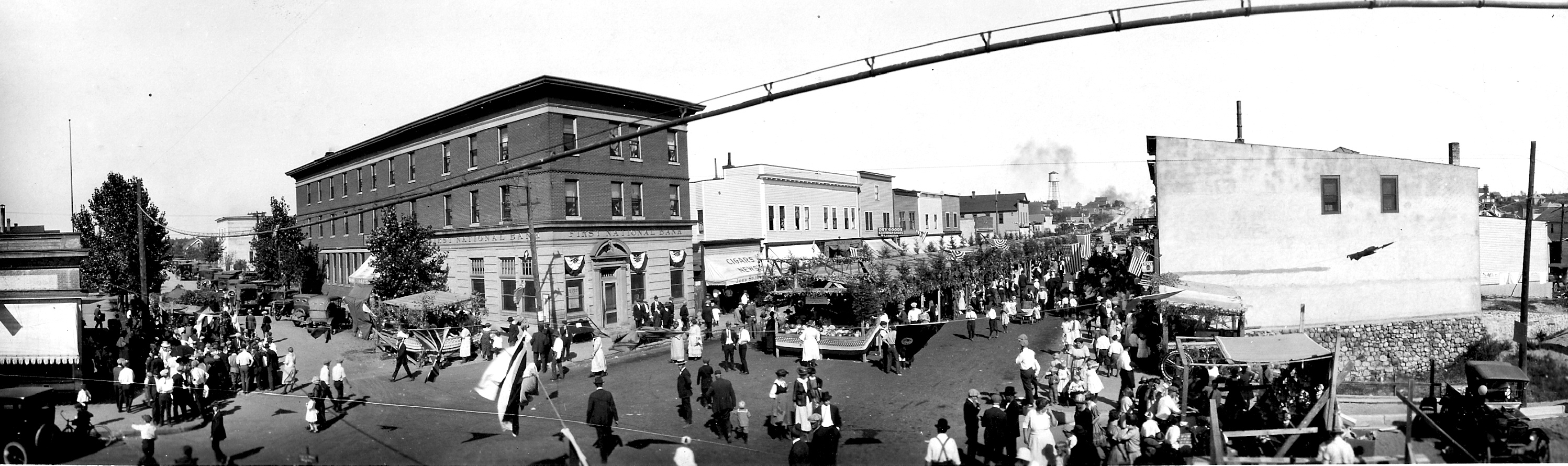 Farmer's Day 1922