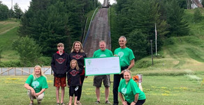 Greenway Area Community Fund awarded $1,000 to Itasca Ski and Outing Club