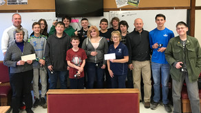 Community Foundation funds Spartan Angling Class