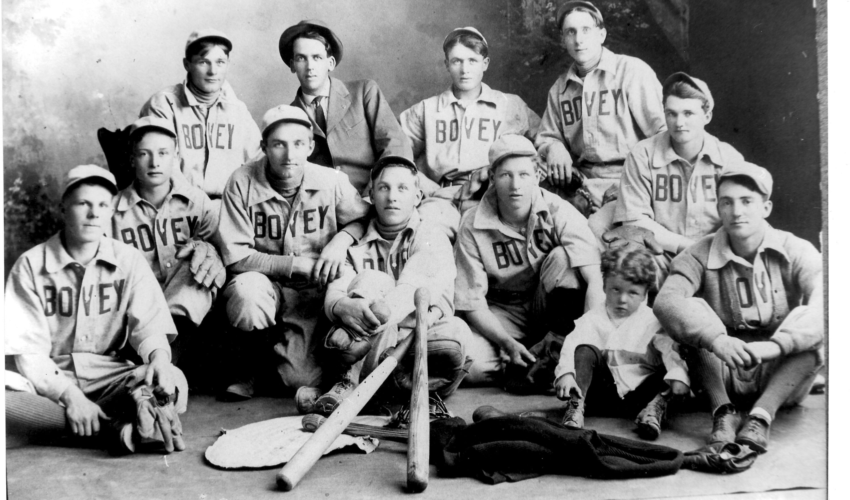 1908 Baseball Team