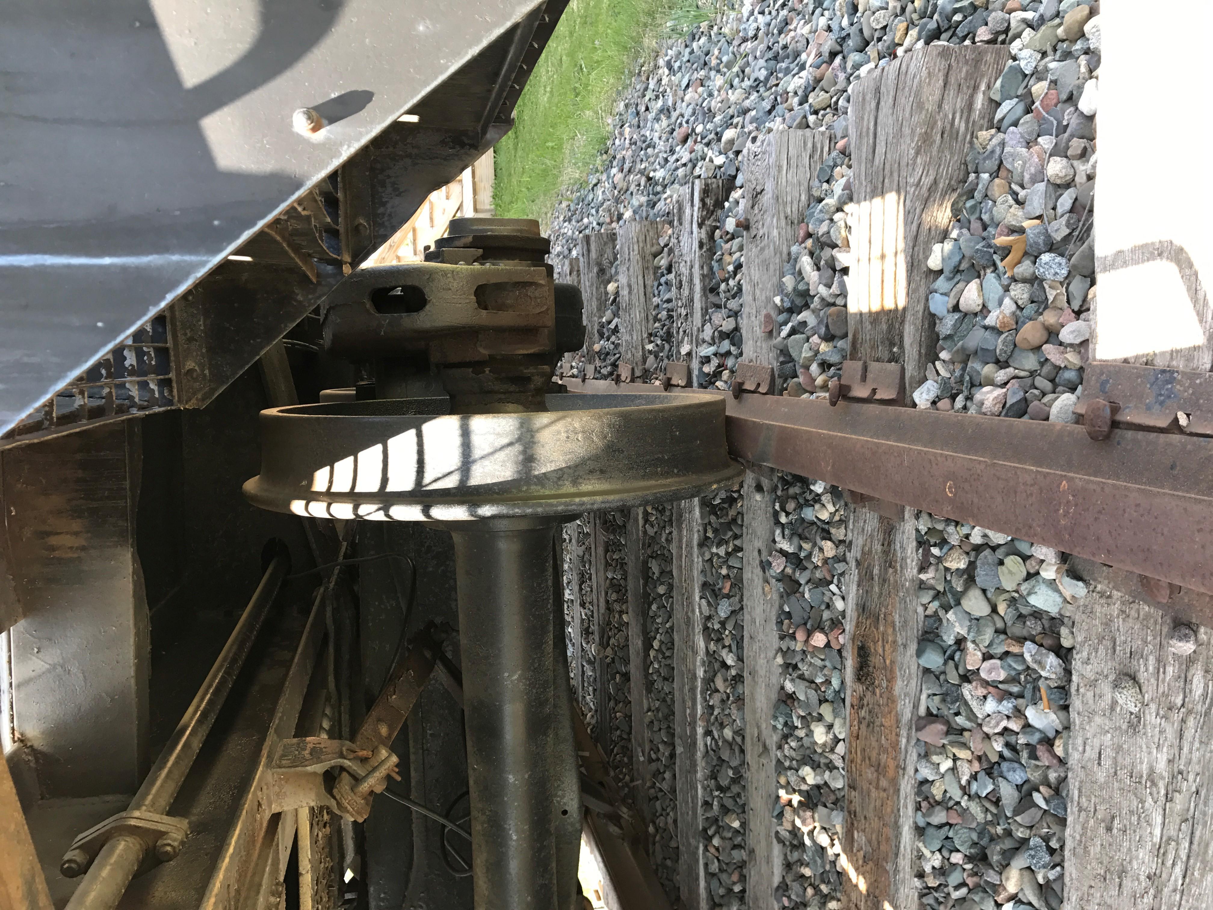 Remer train track