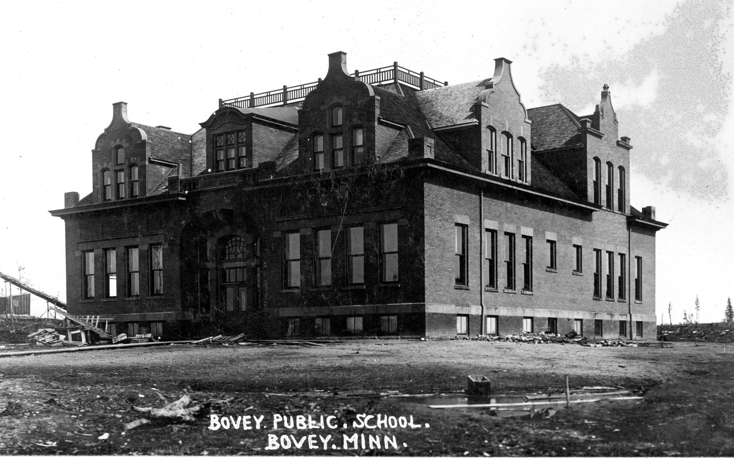Bovey School 1908 4