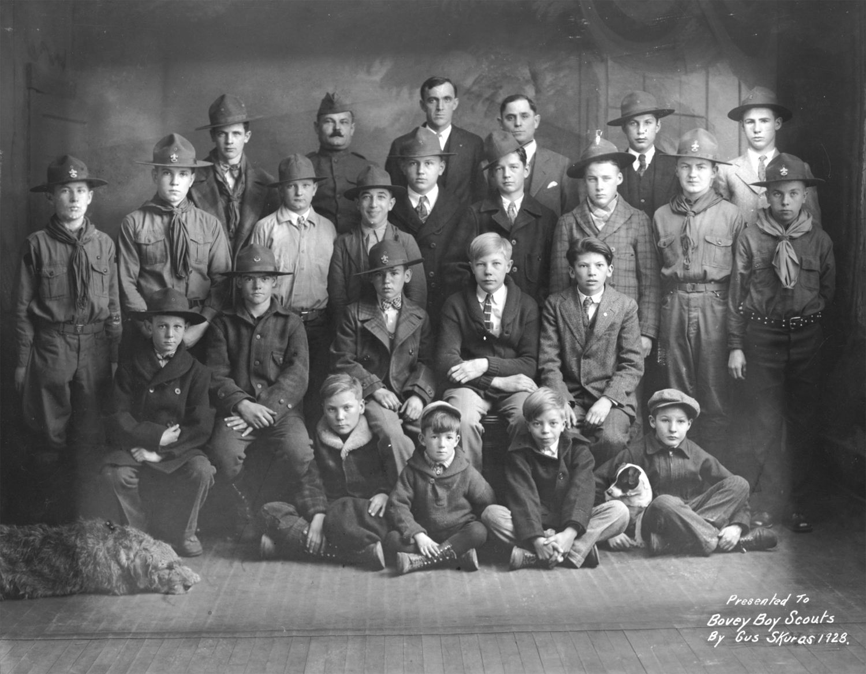 Bovey Boy Scouts