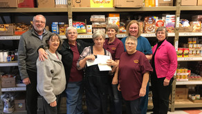 Grand Rapids Area Community Foundation Awards $3,000 to the Deer River Area Food Shelf