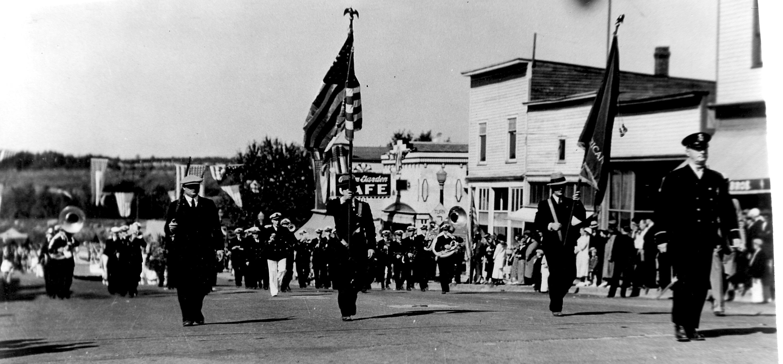 1931 Parade George Shustarich