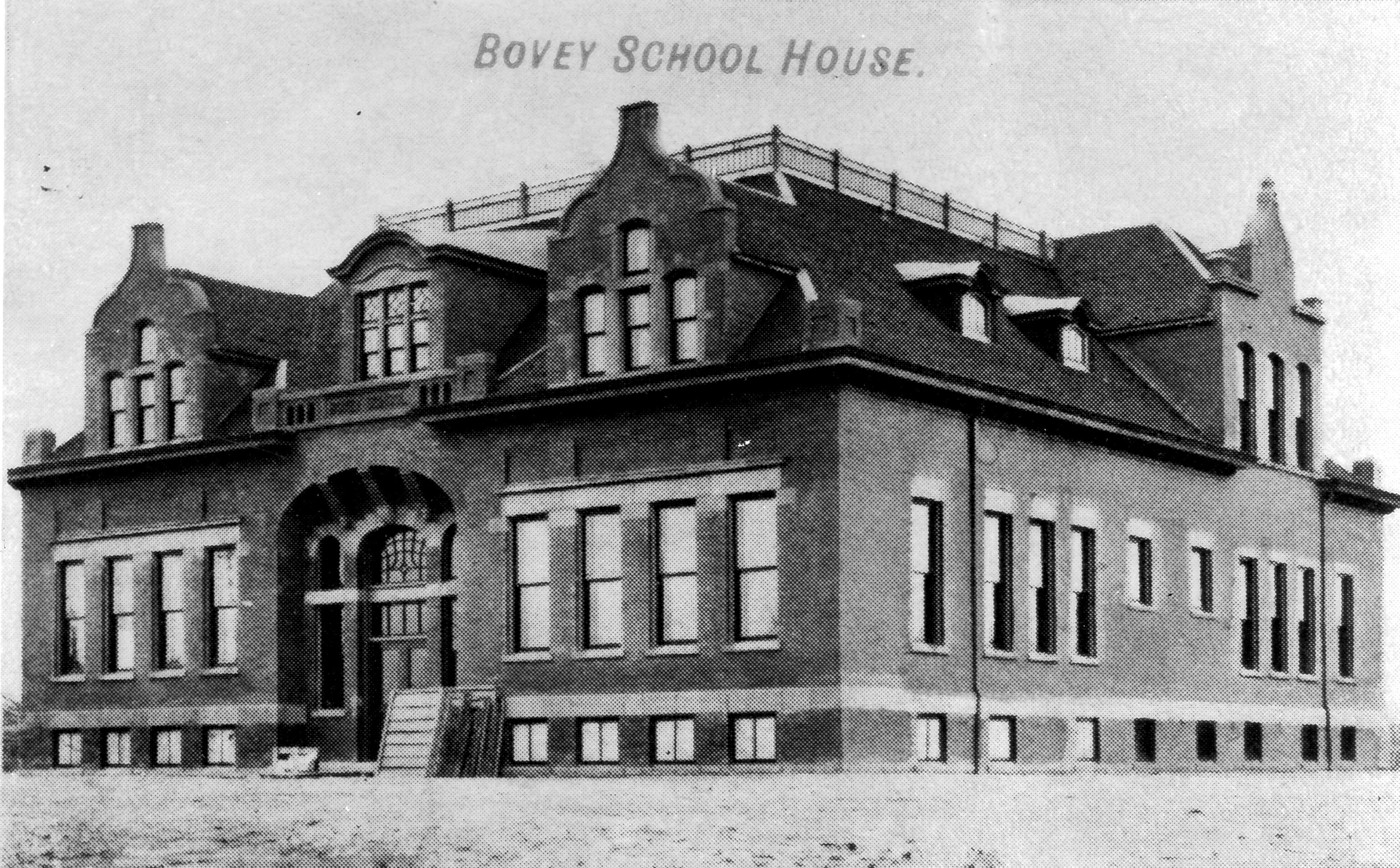 Bovey School 1907