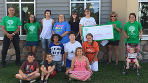 Marble Public Library received $500 from Greenway Area Community Fund