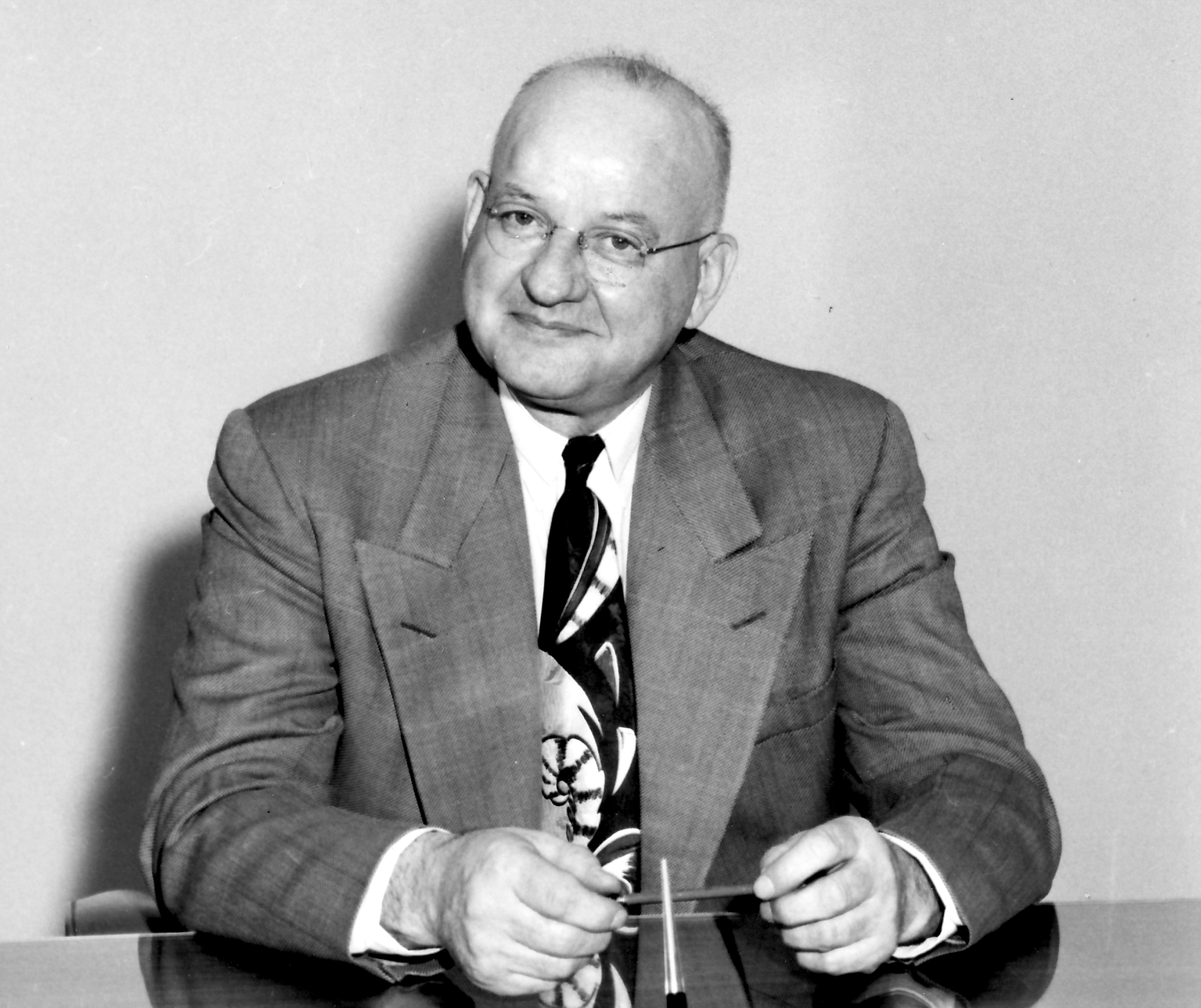 Harold J Dockstader
