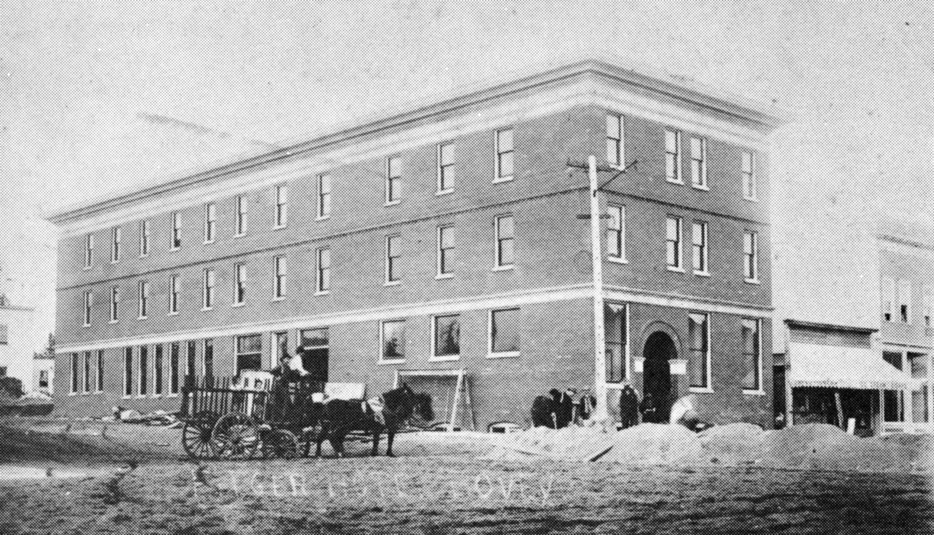 Fitger Hotel 1907