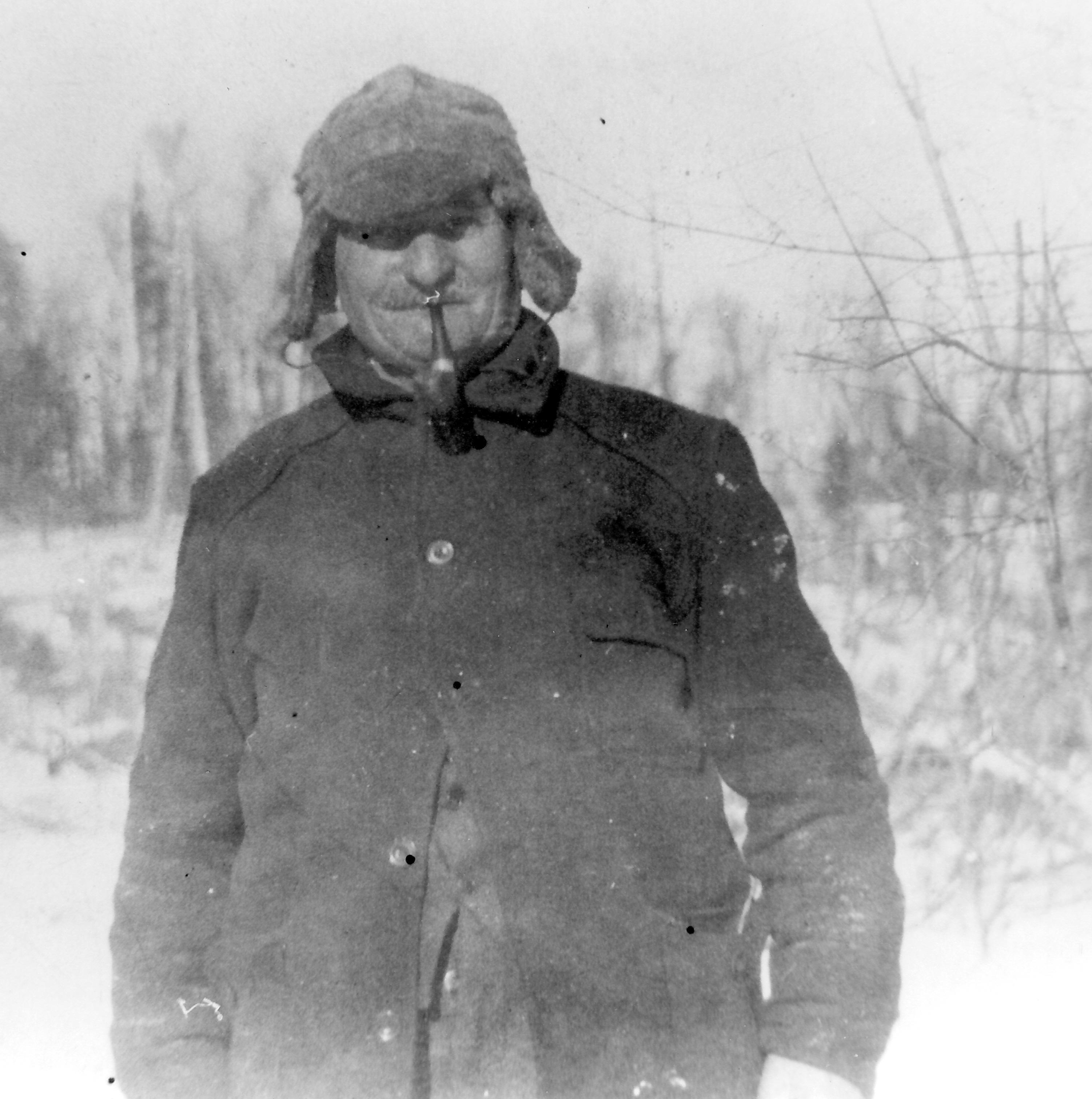 Henry Volke Jan 1927