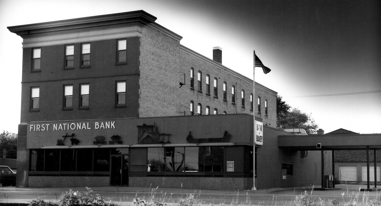 Bank remodeled