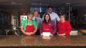 Community Foundation grants support student success and feeding veterans and area residents
