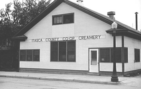 Itasca Coop Creamery