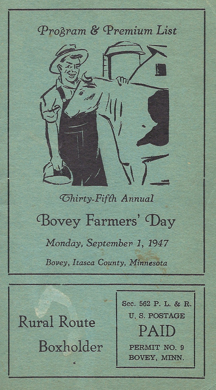 1947 Farmers' Day booklets0005