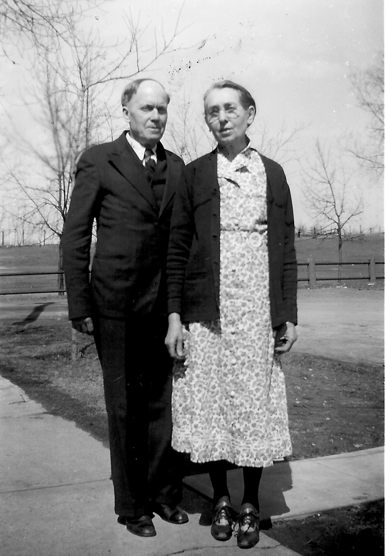 Fred & Rose Foss