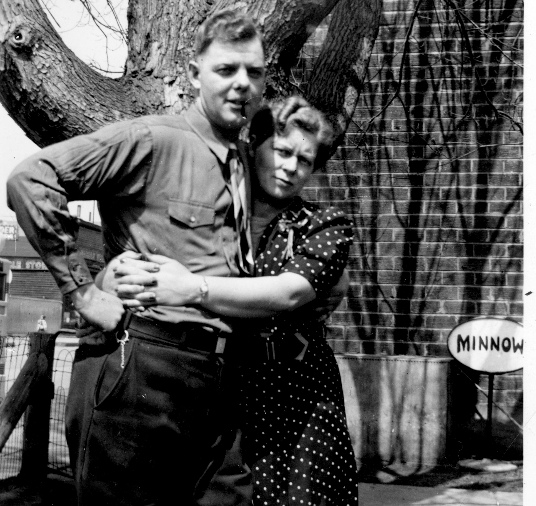 Ed & Hilda Olson