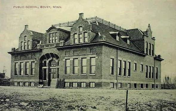 1907 Bovey School