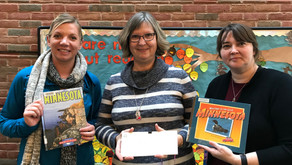 Grand Rapids Area Friends of the Library receives $2,500 from the Community Foundation