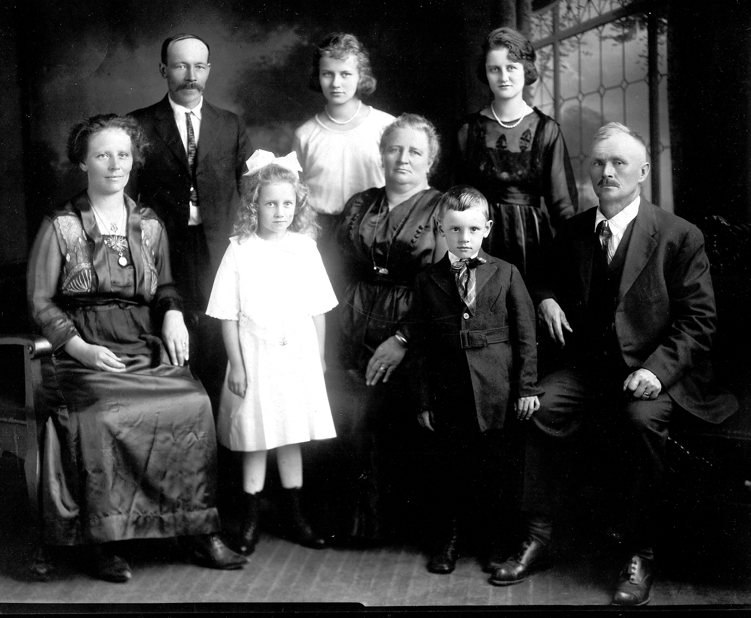 Dahl Family