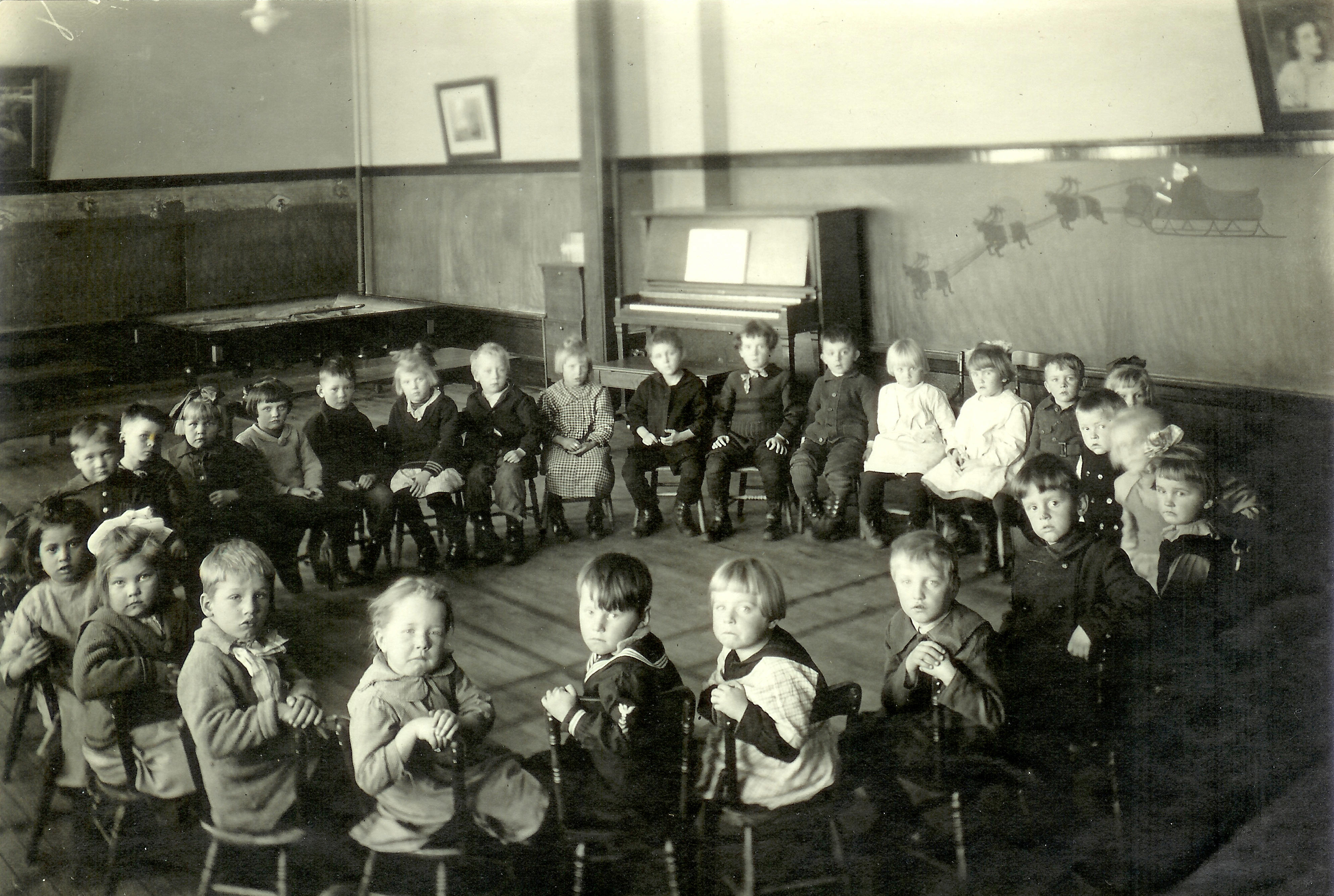 Kindergarten 12-9-1919