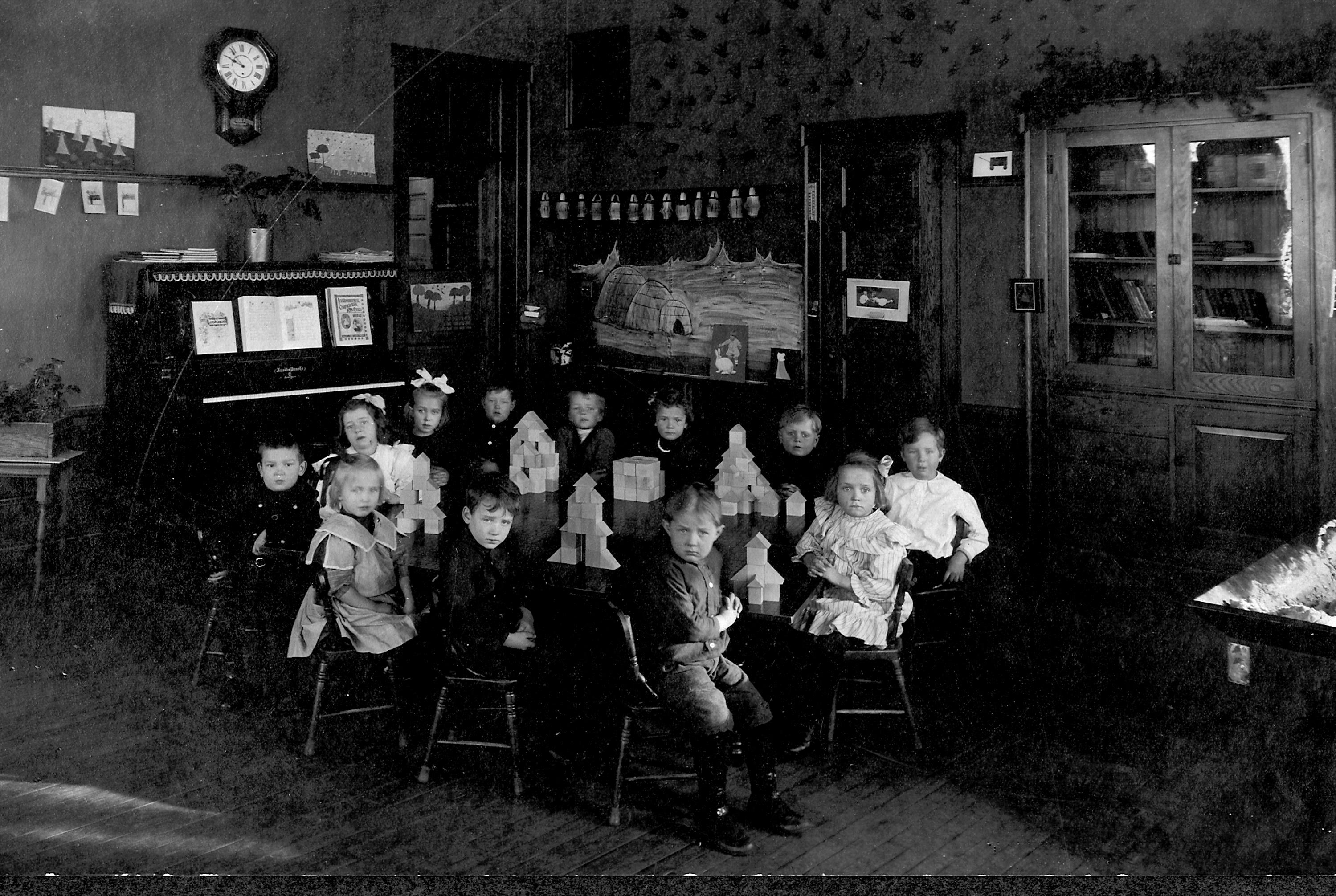 Kindergarten 1908