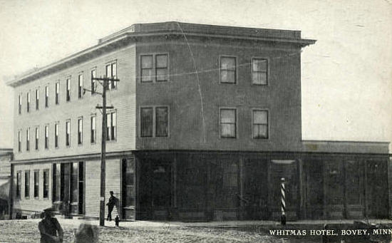 Whitmas Hotel
