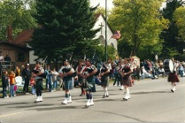 Bagpipe Band from Winnipeg
