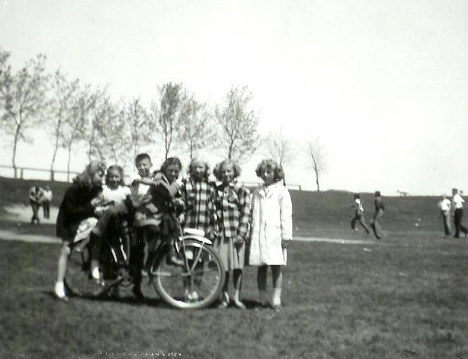 Bovey Schoolyard 2