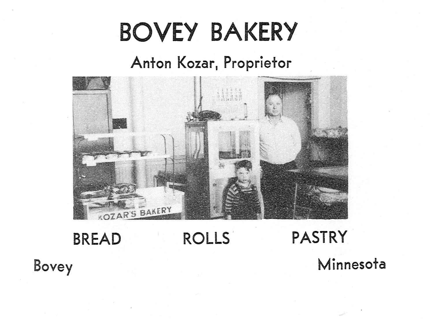 Bovey Bakery
